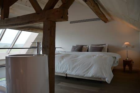 Prachtige kamer met mezzanine - Maasmechelen