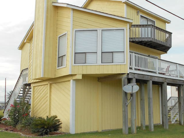 Short Walk To Beach, Ocean View, Open/Light, Wifi - Jamaica Beach - Hus