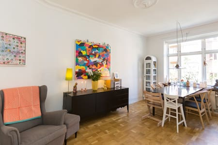 Perfectly located family friendly   - Frederiksberg