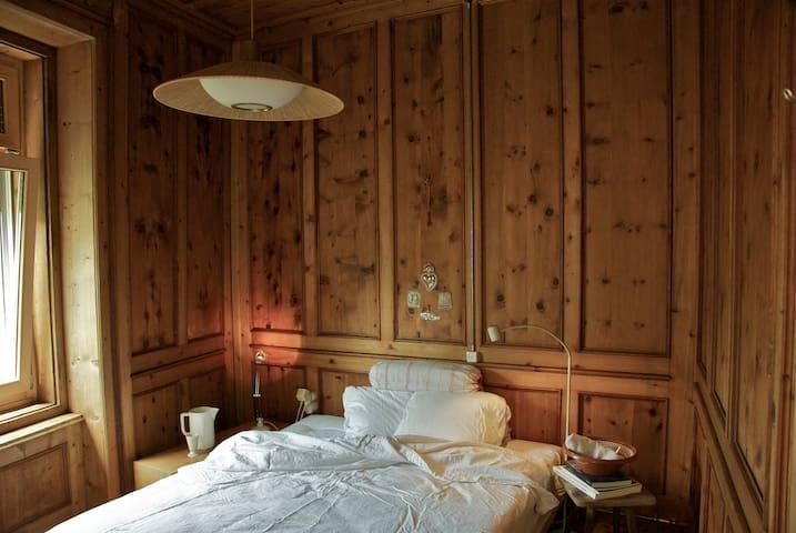 Le tre Stanze - Room #2 - Scuol - Aamiaismajoitus