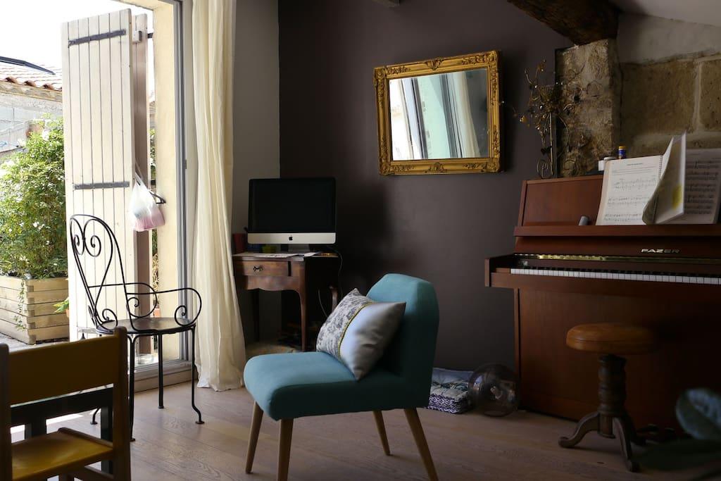 salon&piano