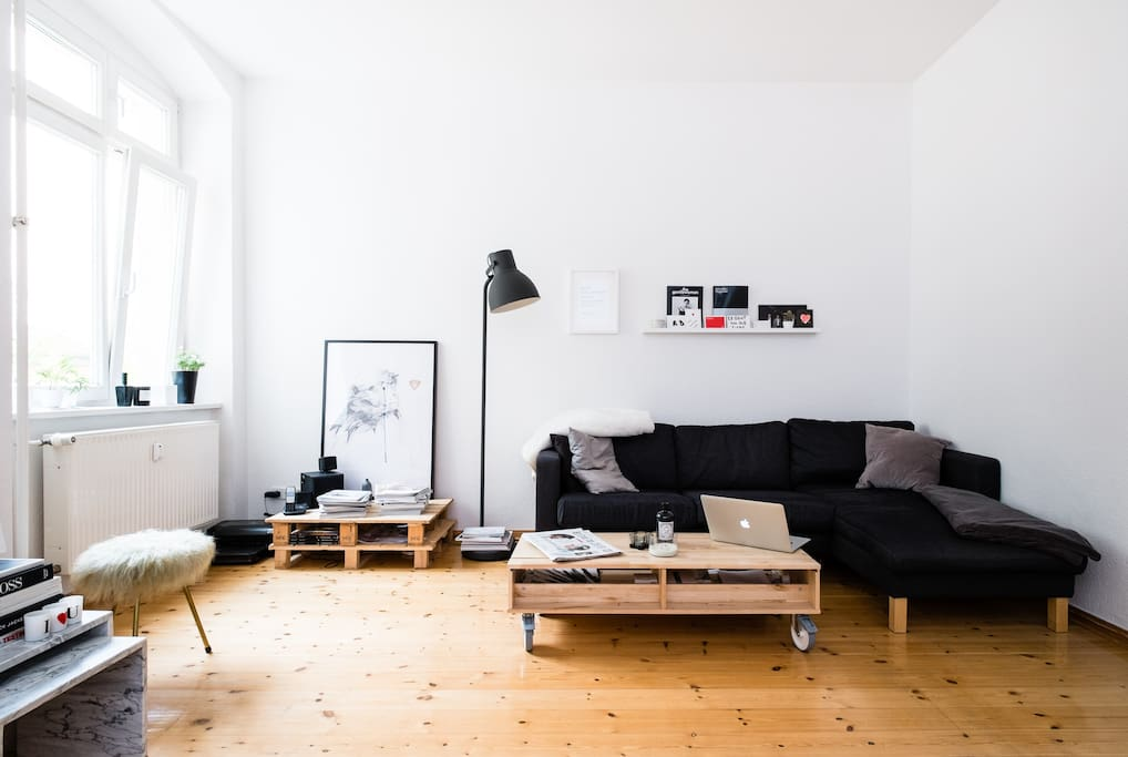 Sunny apartment in Berlin Mitte - Apartments for Rent in ...