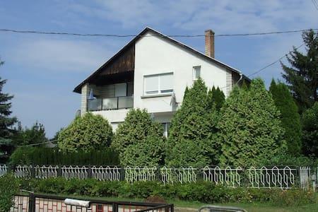 Lake Balaton, Hungary, apartman  - Balatonfûzfõ - 独立屋