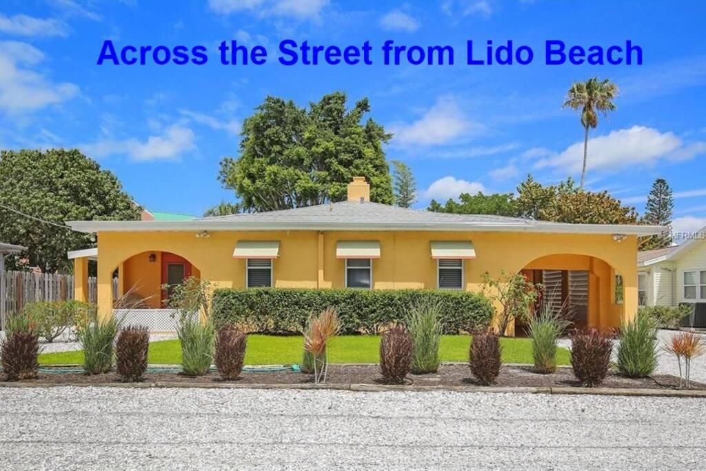 Lido Key Villas - 2 bed 1 bath