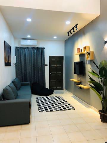DAQ Homestay Bandar Melaka