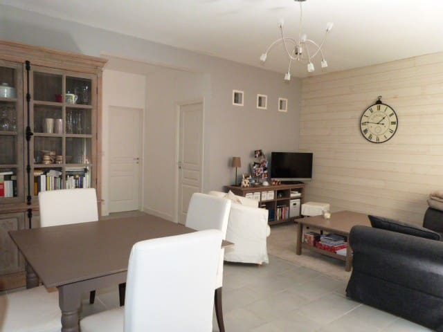 Apartment with terrace – City Center