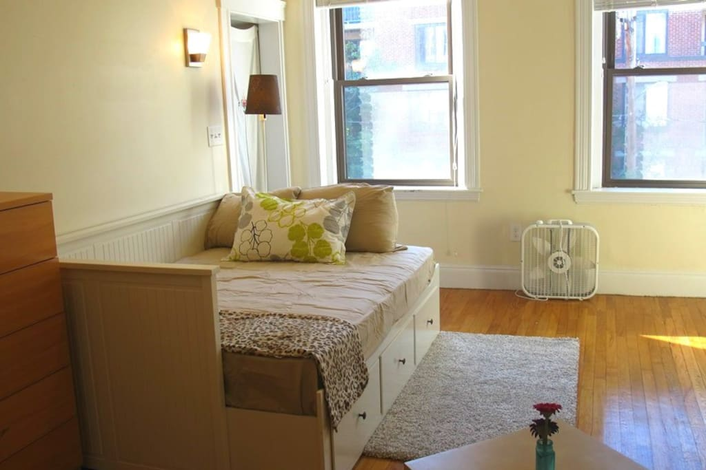Boston Furnished Rooms For Rent