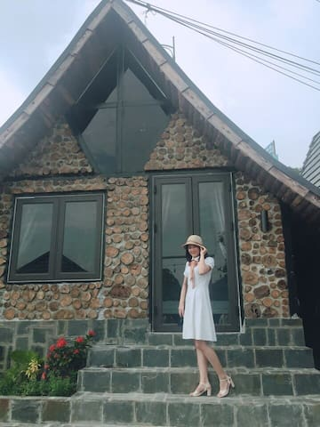 Tam Dao-Cloud Bridge-Nhà gỗ số 1