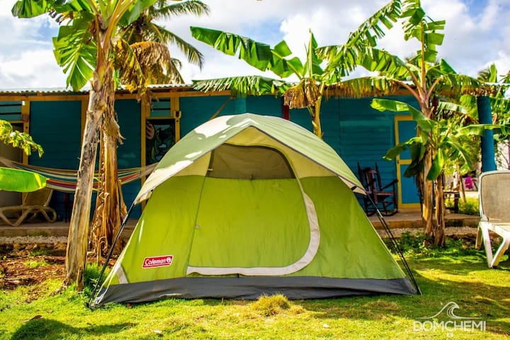 Punta Cana - Macao Beach - Single Tent nº1