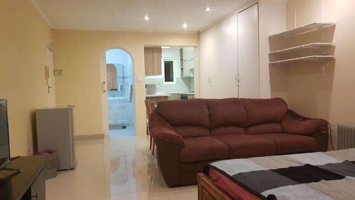 Beautiful Renovated bachelor flat