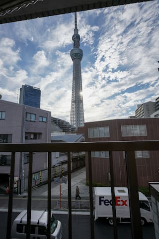Sky Tree View from your all windows!!