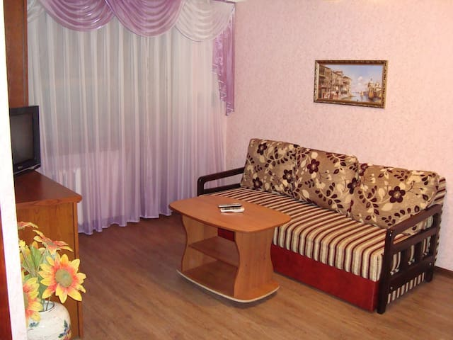 Apartment near cafe Efes (Meduniversity)