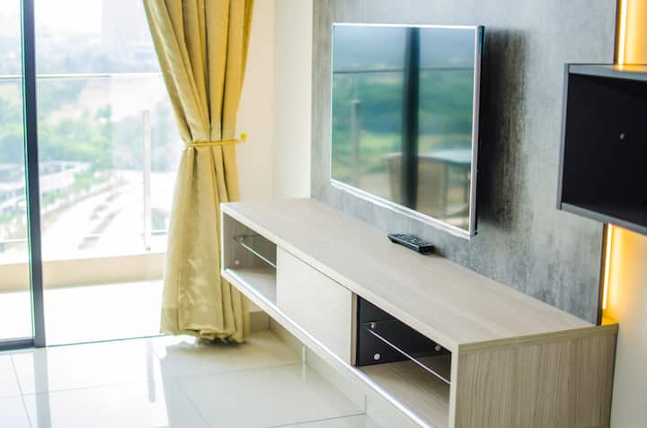 【ROOM for 2pax】Conezion_IOI City Resort, Putrajaya
