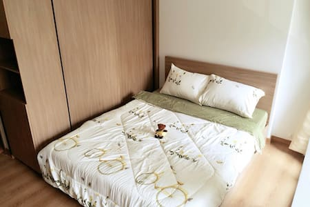 Awesome Room with Campus atmosphere - Bangkok - Wohnung