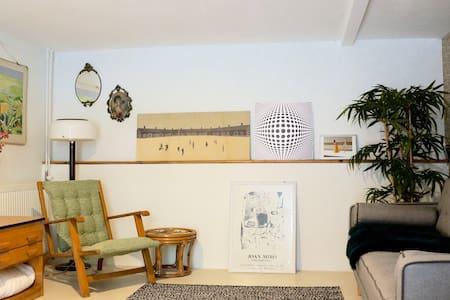 "Studio ""Dijk"" in Zaandam (C), near Amsterdam (15m) - Zaandam - Appartement"