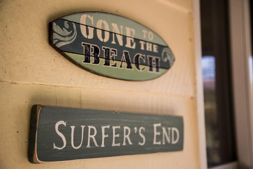 Surf 2nd beach.