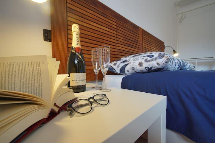 "Room ""1"" Castel Gandolfo/Ciampino - Marino - Villa"