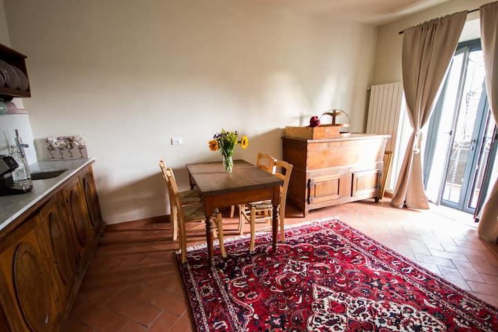 Casa Nespolo  - Cozy farmhouse in Chianti