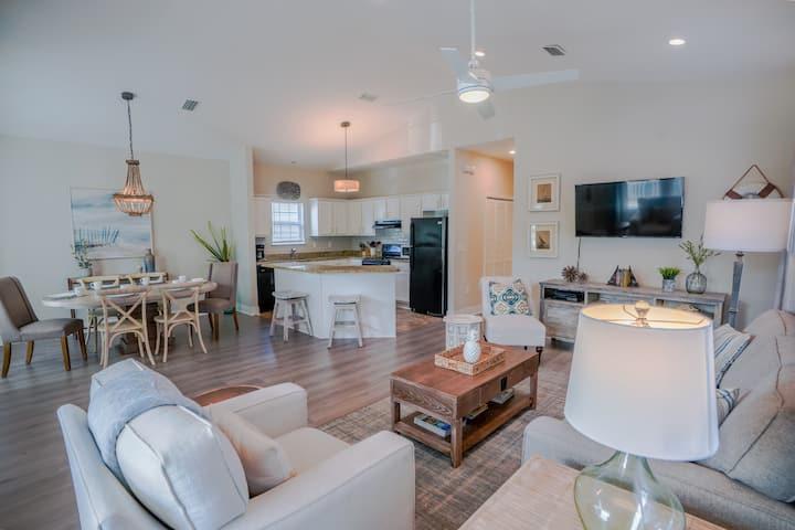 30A Seagrove Beach family home 3 blocks from beach
