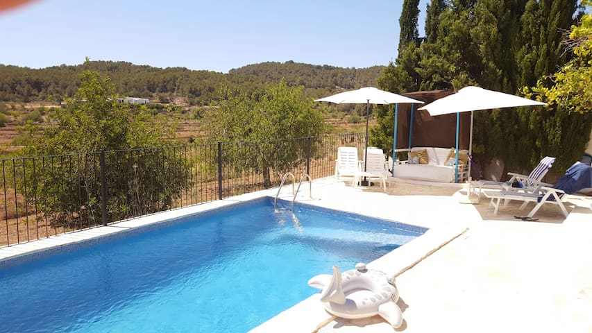 apartment in the nature - Sant Mateu d'Albarca