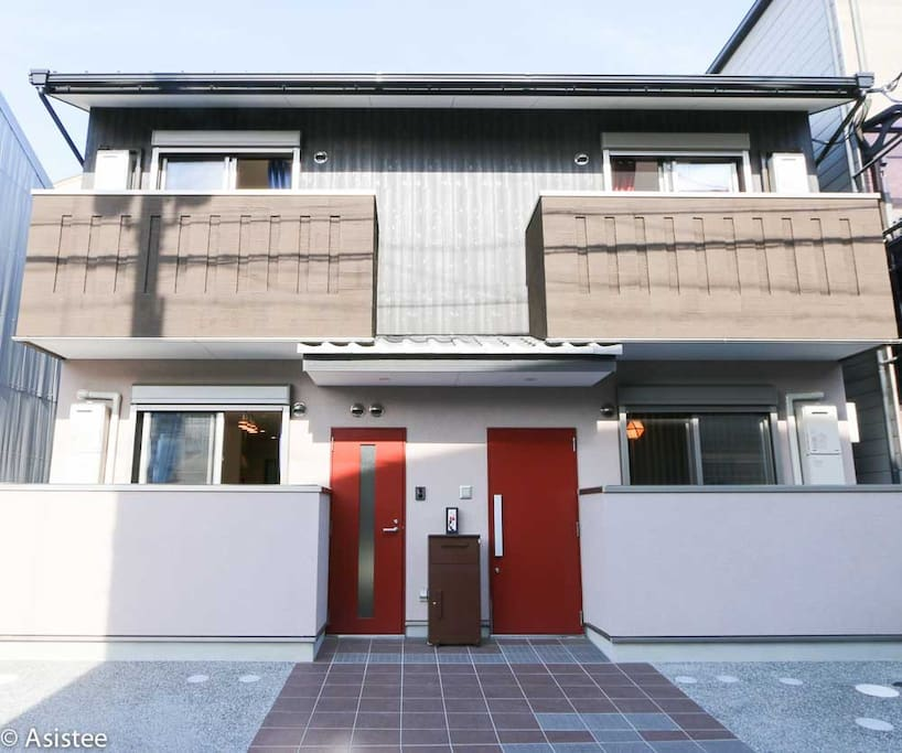 This is a property with western and japanese mixed room