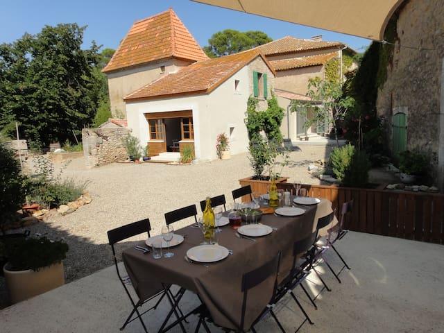 Gite in Canet d'Aude, nr Narbonne - Canet d'Aude - Hus