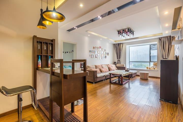 View of GuanShanhu Park apartment