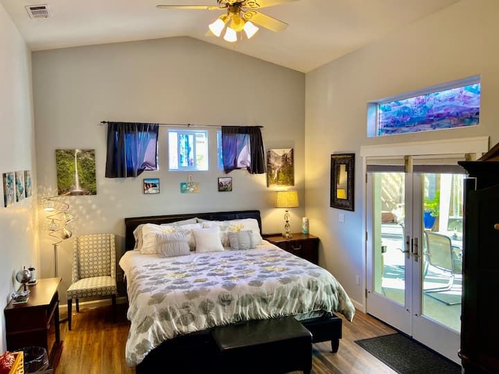 Remodeled Private Entry Master Suite Grover Beach