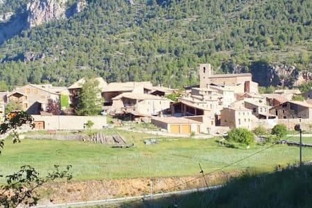 Precioso Apartamento de montaña en el Pirineo - Tuixent