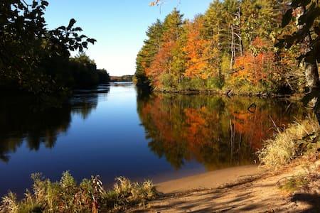 Idyllic Mid-Coast Maine - Topsham