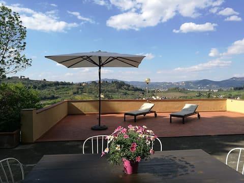 "Casa ""Colombaia"", a lovely place near Florence"