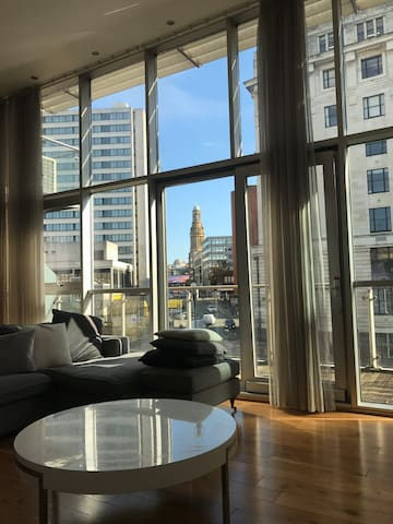Manchester City Centre Luxury Apartment