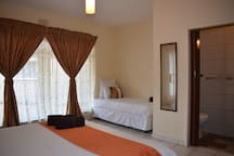 Family room in Moye Guest House, 8 km from airport