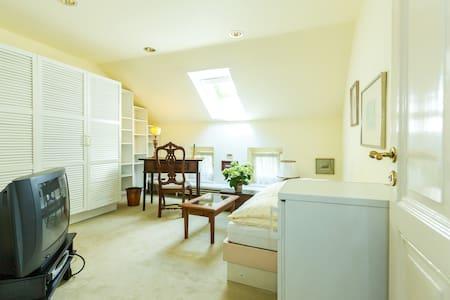 Helles Gästezimmer + Küche in Villa - Bonn - Villa