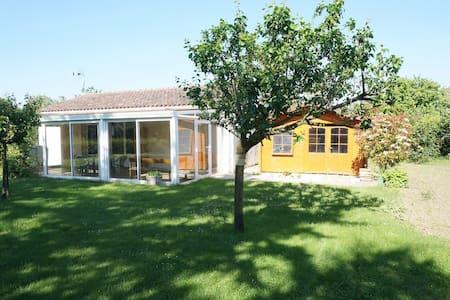Maison de plain pied 65 m2 / Jardin privatif. - Castelnau-d'Estrétefonds - บ้าน