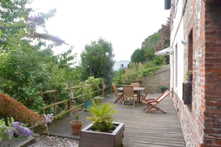 Charmante maison bourgeoise  - Pont-Audemer - Haus