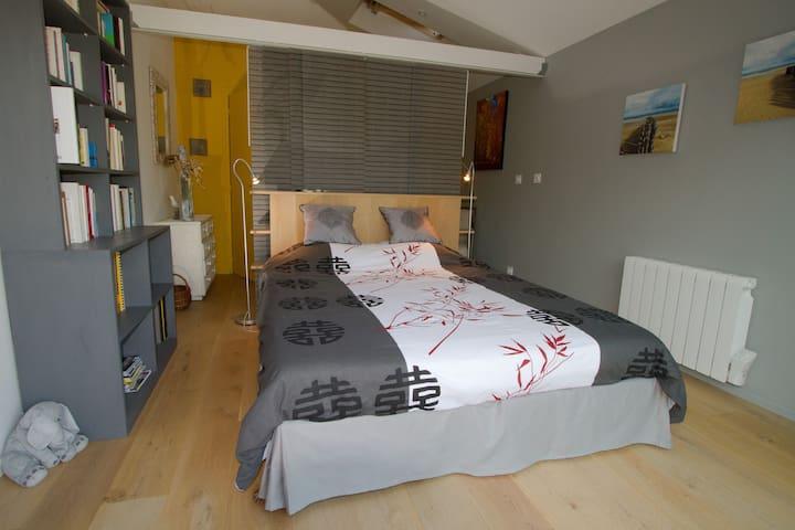 """Bienvenue à la """" Mouette Rieuse""""! - Riec-sur-Belon - Bed & Breakfast"""
