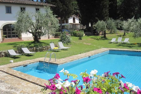 Villa Rental in Tuscany italy - Chiocchio