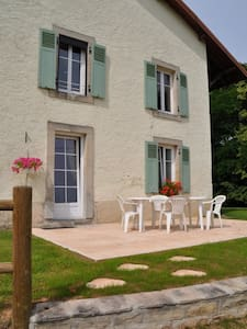 Guest house near Epinal and lake - Les Forges, Vosges