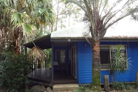 Cabin for 6 in Paradise One - Coorabell - Cabaña