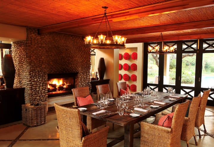 Safari Suite with Game Drives and Spa
