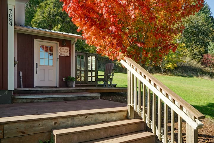 Welcome to Redbud Guest House!