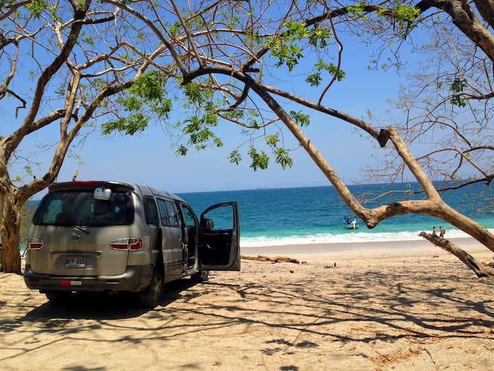 Location de Campervan au Costa Rica