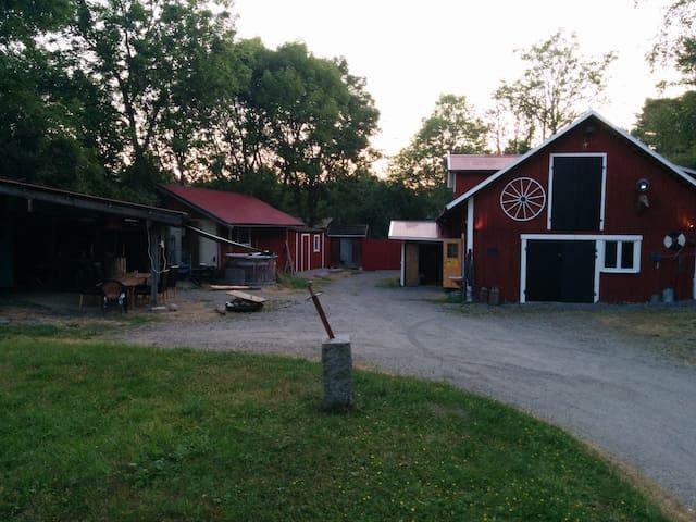 High River Barn 1 - Nynäshamn