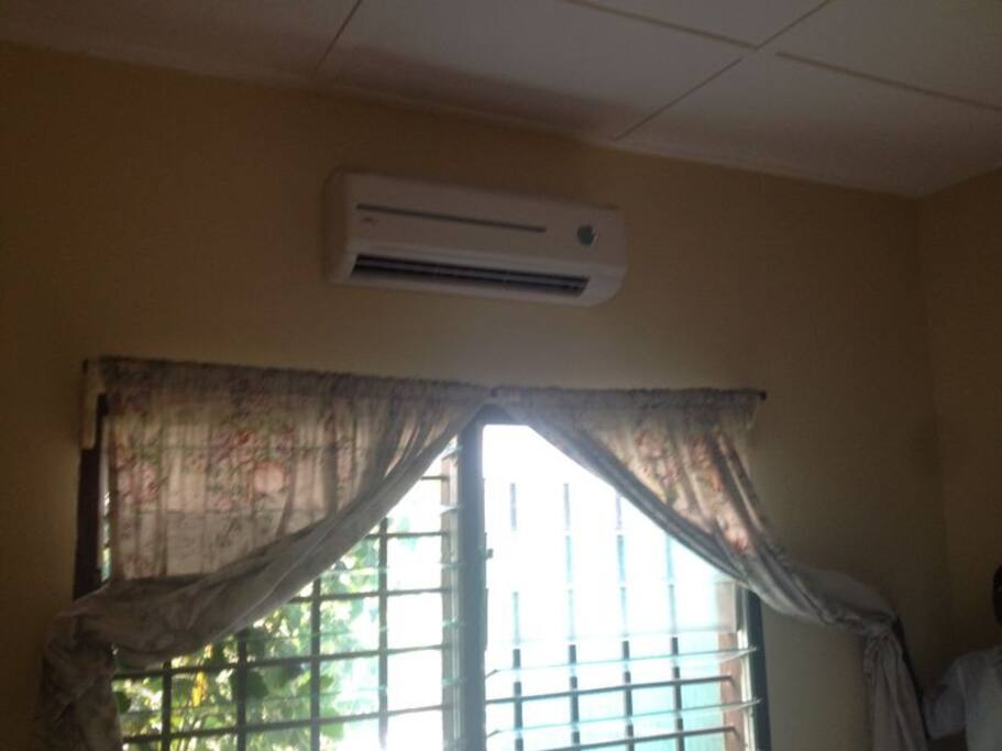 Fully functioning air-condition