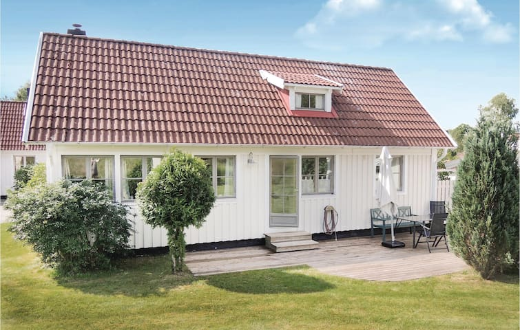 Holiday cottage with 2 bedrooms on 66m² in Ullared