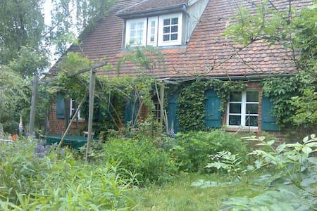 Romantisches Landhaus ganz für Euch - Groß Pankow (Prignitz) - Huis