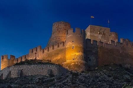 Magical castle, cousine, history... - Biar - Apartamento