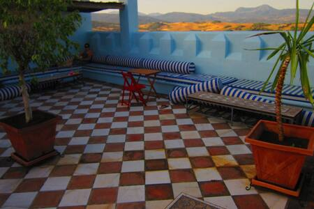Casa Henrietta - Jimena de la Frontera - Szoba reggelivel