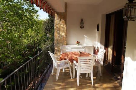 Apartamento acogedor en Sa Riera - Sa Riera - 아파트